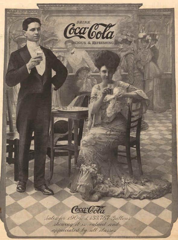 Газетная реклама Coca-Cola (Фото 16)