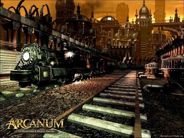 Форумная RPG «Тарантийские войны: Тени Арканума»