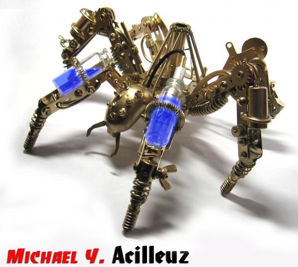 Скульптуры Michael Y. (Фото 13)