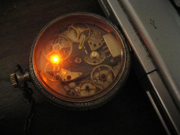 Steampunk Flash Drives (Фото 5)