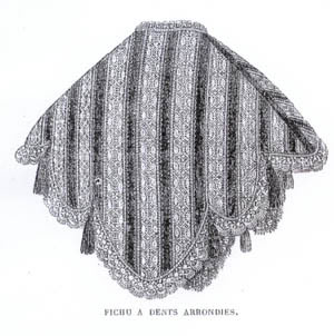 Зимняя мода 1860-х (Фото 10)