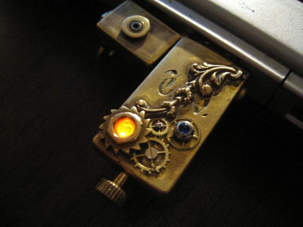 Steampunk Flash Drives (Фото 17)