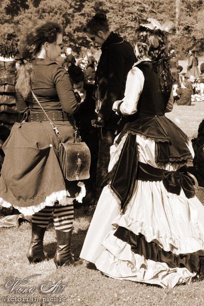 Викторианский пикник (Фото 19)