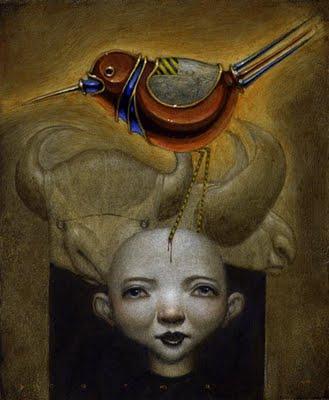 Cюрреализм в стиле стимпанк от художника Билла Кармэна(Bill Carman) (Фото 10)
