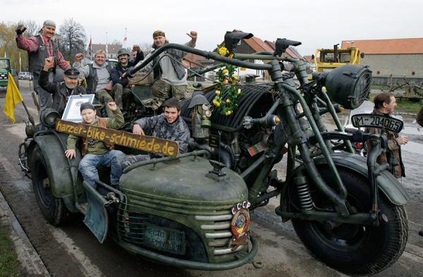 Монструозные машины (top 10)