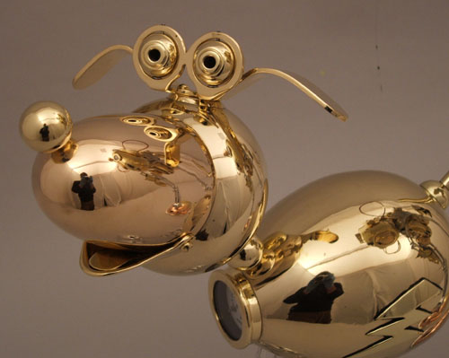 The Steampunk Robots Of Lawrence Northey. (Фото 10)