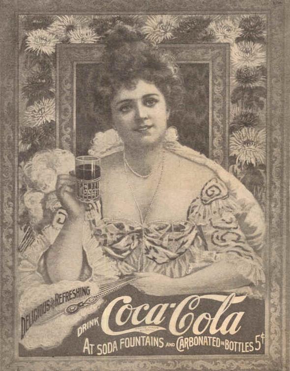 Газетная реклама Coca-Cola (Фото 13)