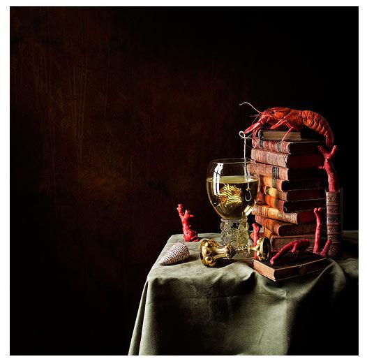 Довикторианский Гипер-реализм Кевина Беста (Фото 23)