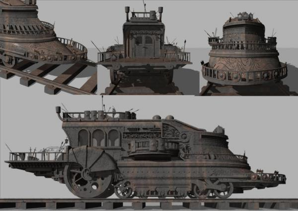Подборка локомотивов (Фото 13)