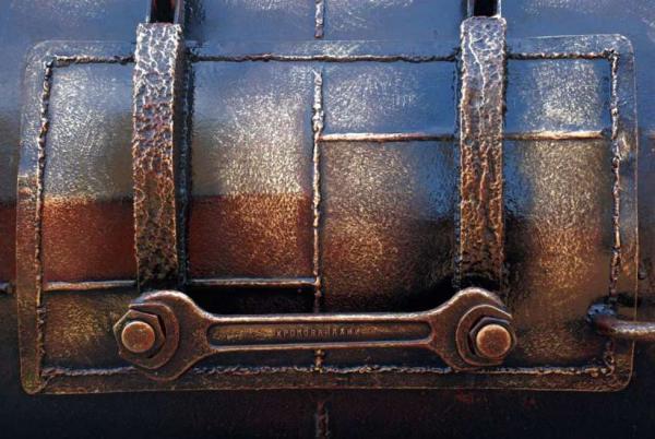 Мангал паровоз (Фото 4)