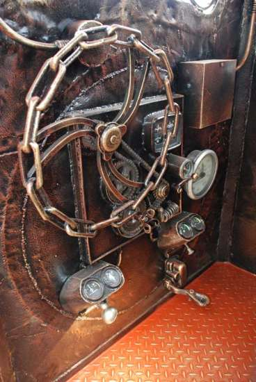 Мангал паровоз (Фото 10)