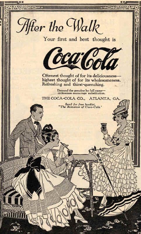 Газетная реклама Coca-Cola (Фото 10)