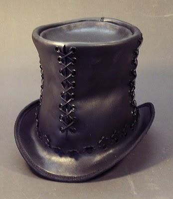 Zylinder) - европейский мужской головной убор, представляющий собой высокую шляпу с плоским верхом.