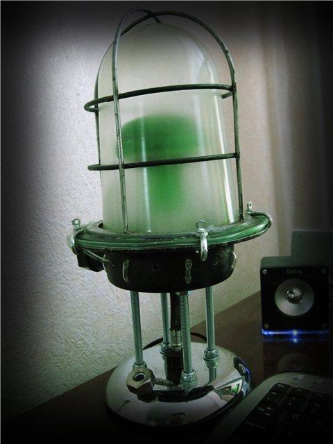 Интим-стимпанк-лампа (Фото 8)