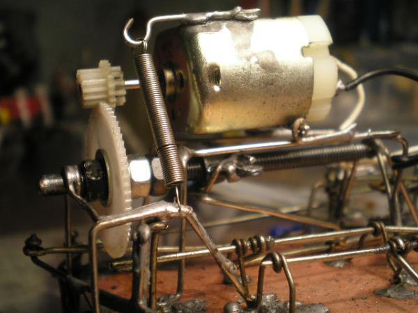 Прочие мои поделки - механические козявки. Не стим, зато родные в доску )) (Фото 14)