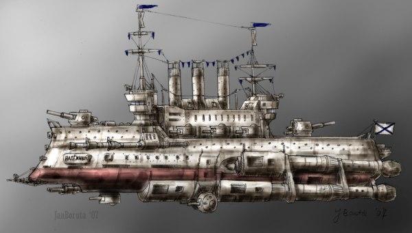 Steampunk admiral (Фото 5)