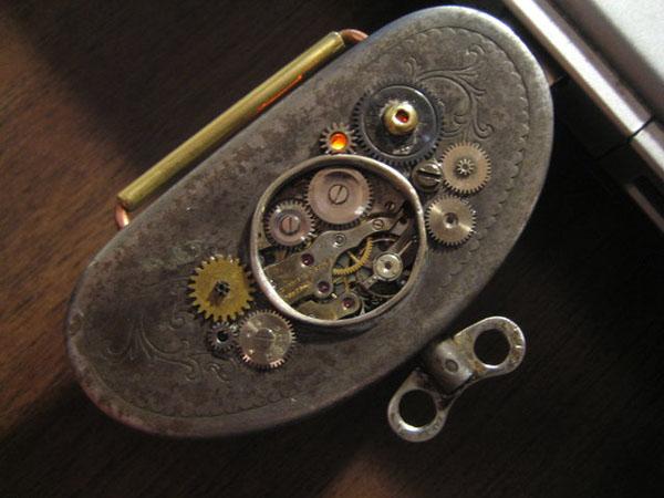 Steampunk Flash Drives (Фото 15)