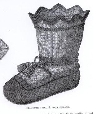 Зимняя мода 1860-х (Фото 20)