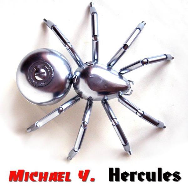 Скульптуры Michael Y. (Фото 11)