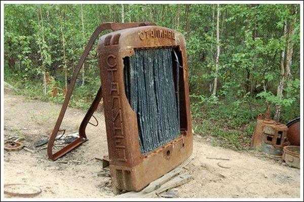 Кладбище паровозов (Фото 14)
