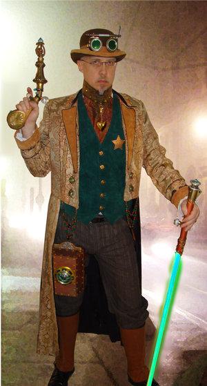 Световой меч в викторианском стиле (Фото 3)