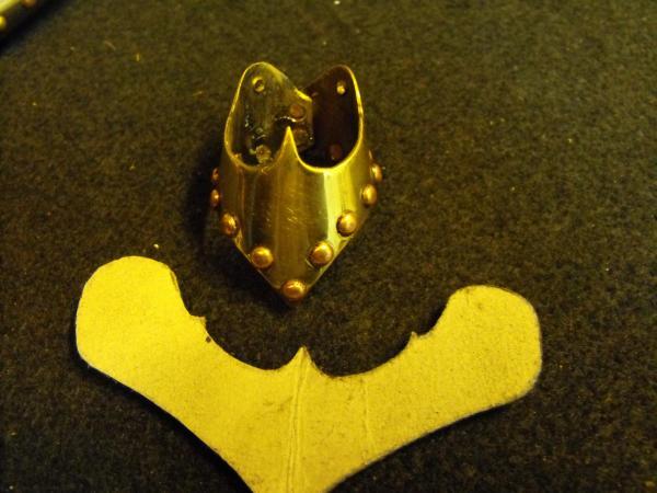 Сапог - инструмент чеканщика. (Фото 6)