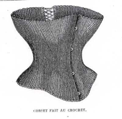 Зимняя мода 1860-х (Фото 8)