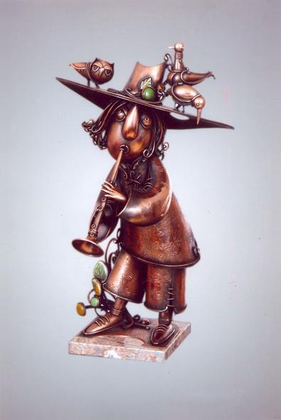 Скульптуры из листового металла (Фото 3)