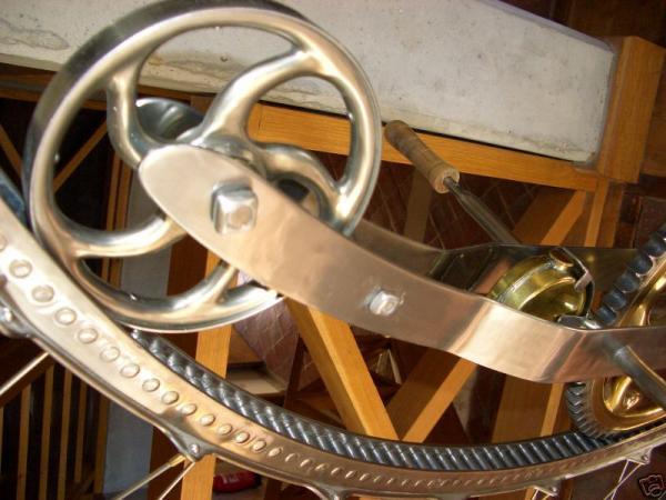 Steampunk Monowheel (Фото 5)