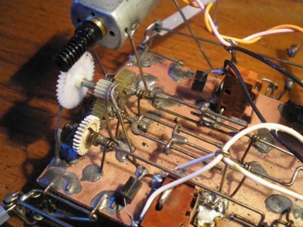 Прочие мои поделки - механические козявки. Не стим, зато родные в доску )) (Фото 13)