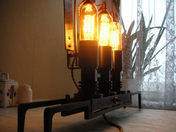 Создание светильника Frank buchwald-а (Фото 2)