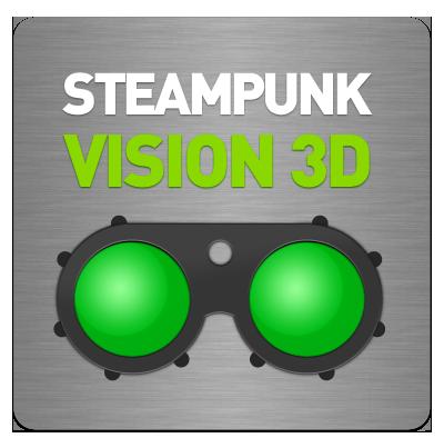 "Наконец то продолжение!!!!!!!!!! ""STEAMPUNK-VISION 3D"" (Фото 2)"
