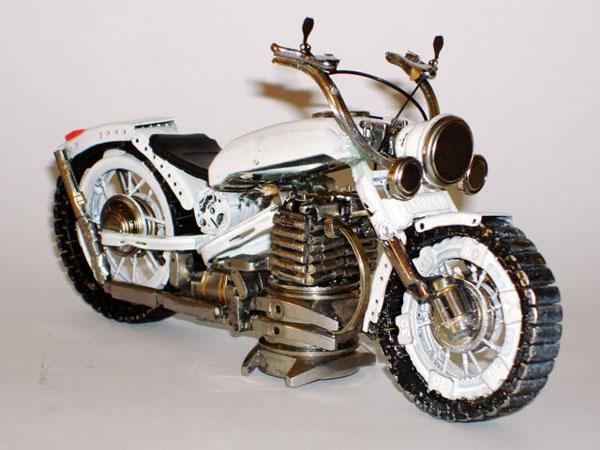 Мотоциклы José Geraldo Reis Pfau. (Фото 18)