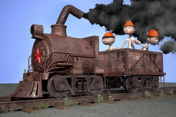 Подборка локомотивов (Фото 9)
