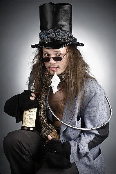Фотосессия по мотивам стимпанка. (Фото 2)