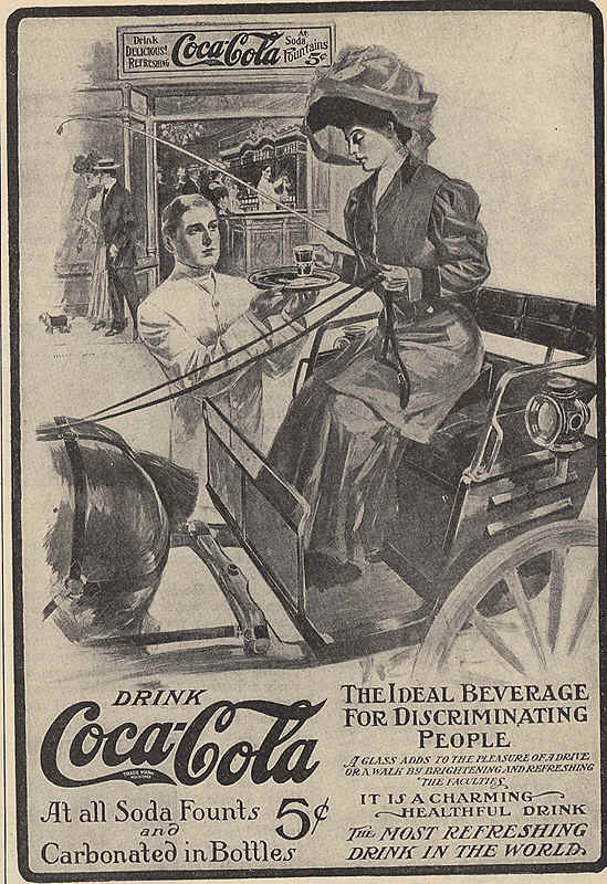 Газетная реклама Coca-Cola (Фото 18)
