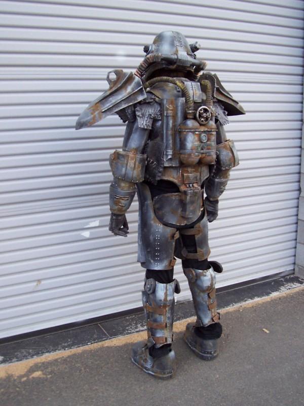Fallout косплей своими руками
