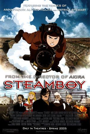 Steamboy [2004]