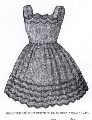 Зимняя мода 1860-х (Фото 14)