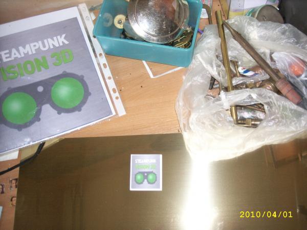 Очки-лупа, модель 001.3 «Техник». (Фото 2)