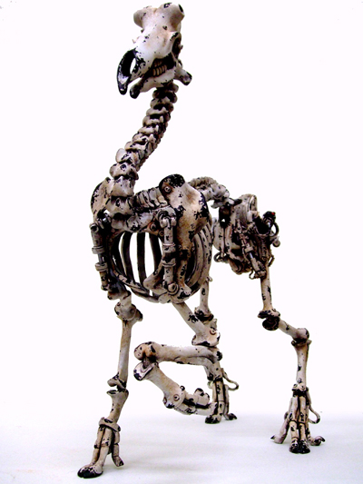 Стимпанковый зверинец Митихиро Мацуока (Фото 5)