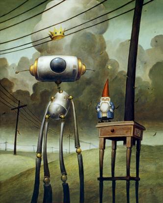 Добрые роботы Brian Despain. (Фото 3)