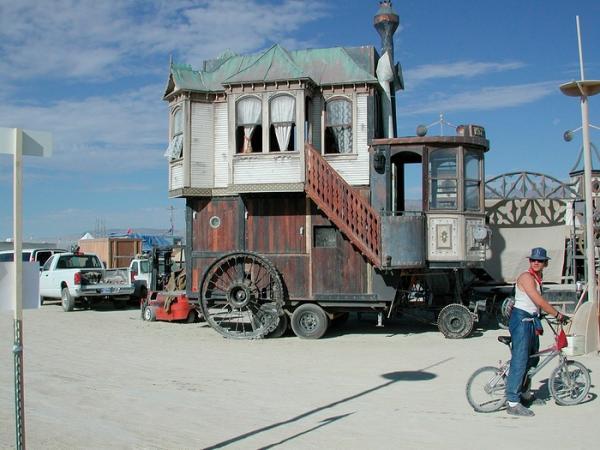 Искусство на колёсах (Фото 16)