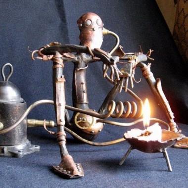 Металическая скульптура Антона Якушева (Фото 2)