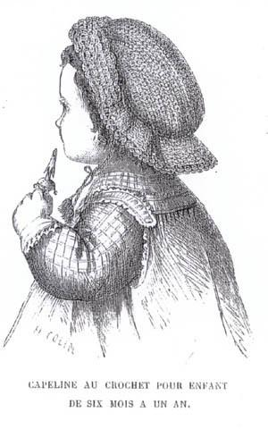 Зимняя мода 1860-х (Фото 22)