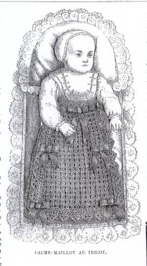 Зимняя мода 1860-х (Фото 23)