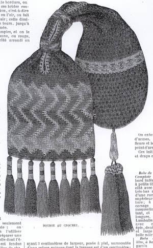 Зимняя мода 1860-х (Фото 29)