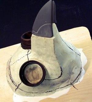"""""""Чумные"""" маски Доктора Банвелла (Фото 10)"""