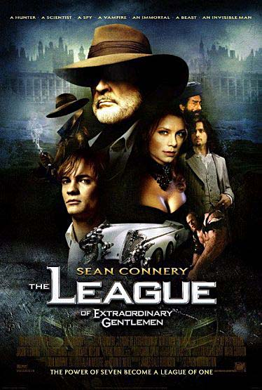 Лига выдающихся джентельменов / The League of Extraordinary Gentlemen