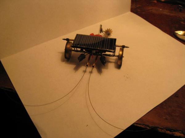 Прочие мои поделки - механические козявки. Не стим, зато родные в доску )) (Фото 42)